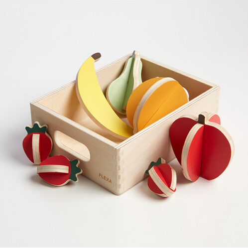 Cassetta con frutta