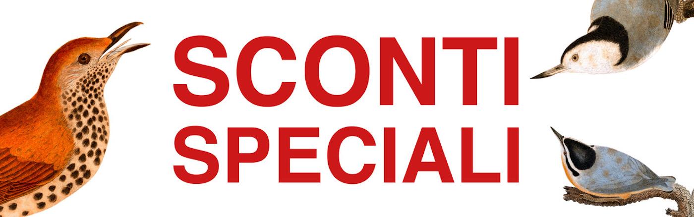Sconti speciali online